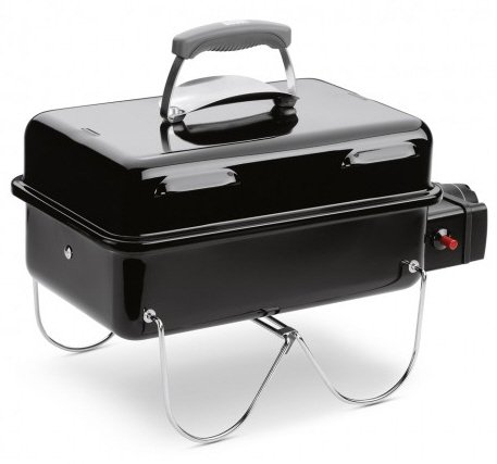 Weber Go-Anywhere Gas Black